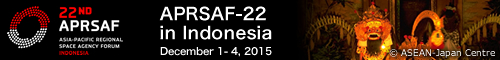 ARPSAF-22 in Indonesia from December 1-4, 2015